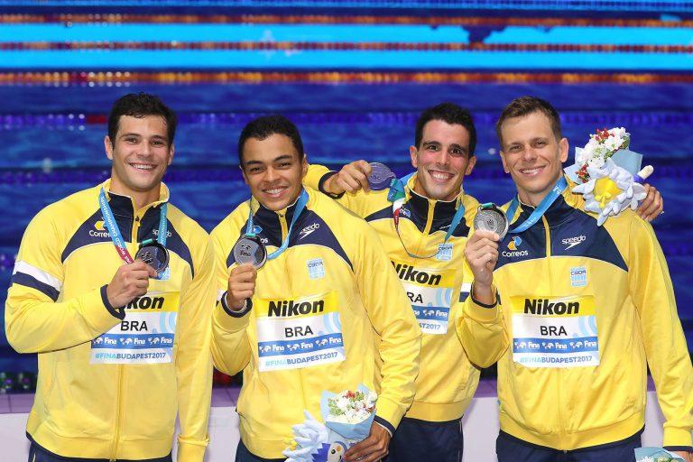 Brasil define atletas para Hangzhou 2018