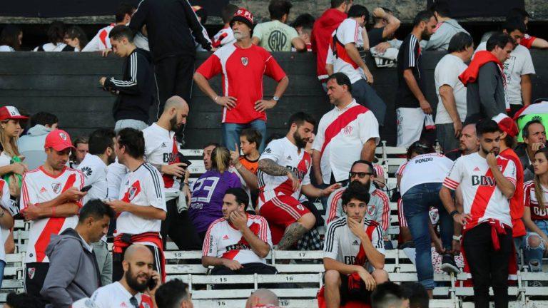 River Plate diz que não jogará em Madrid