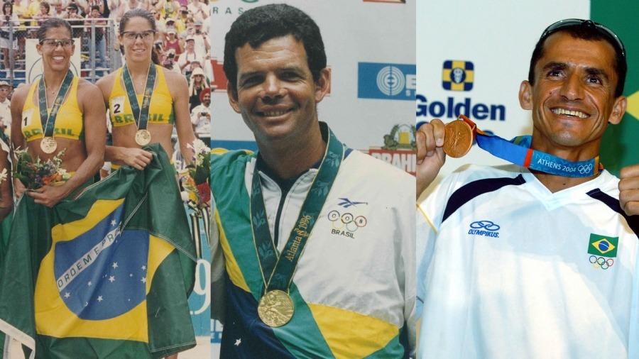 COB homenageará os atletas que contribuem e contribuíram para o esporte brasileiro.