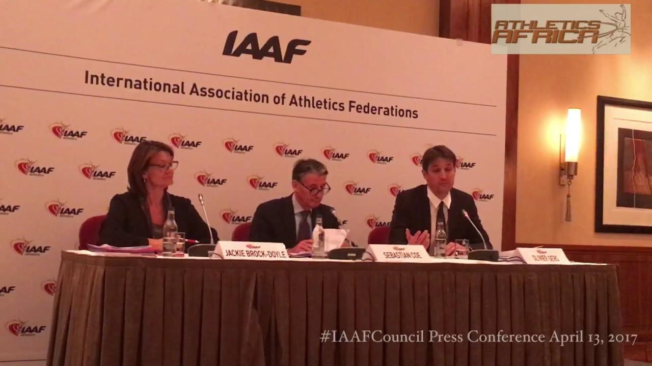 IAAF: Conselho da entidade
