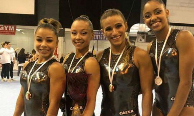 Seleção feminina já tem primeira competição do ano pré-agendada