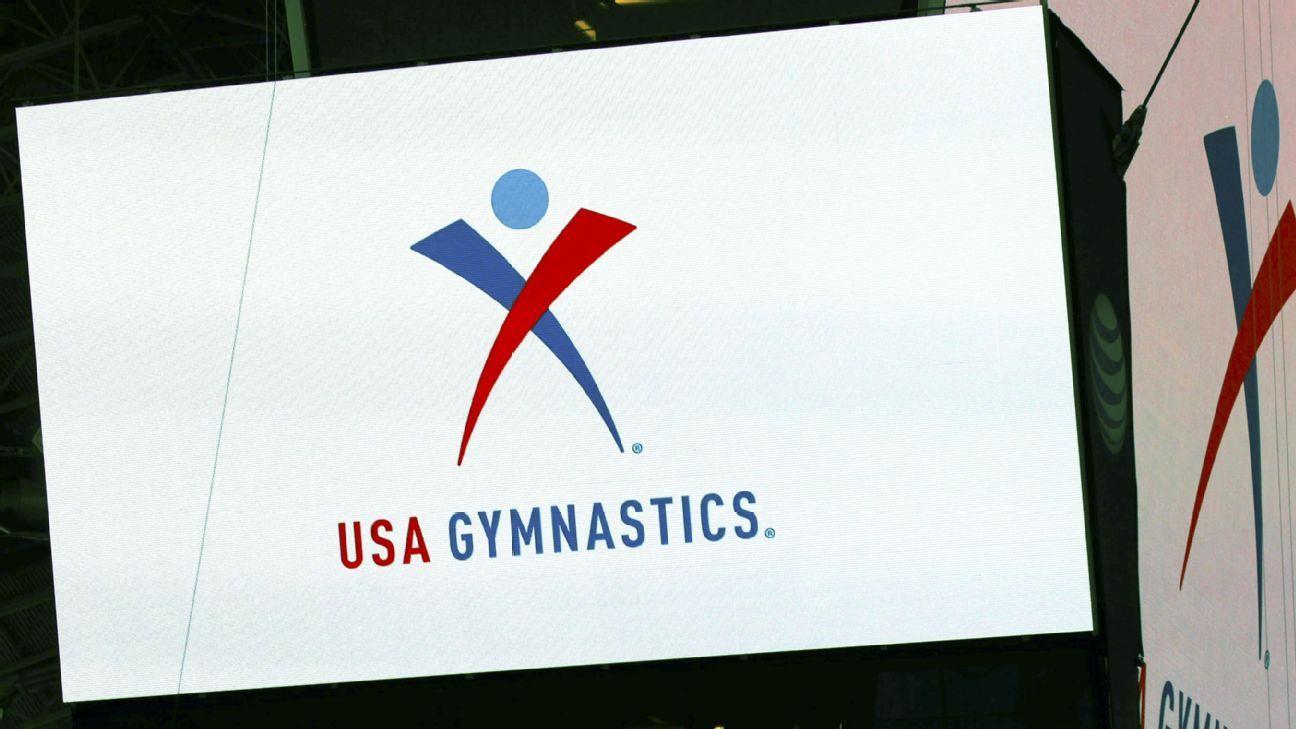 USAGym Gymnastics Confeederação Americana de Ginástica
