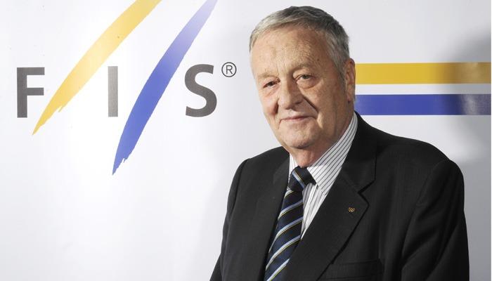 Gian-Franco Kasper, presidente da FIS, falou em entrevista sobre os Jogos Olímpicos