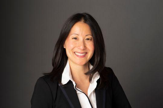 Li Li Leung é a nova presidente da Federação Americana de Ginástica.