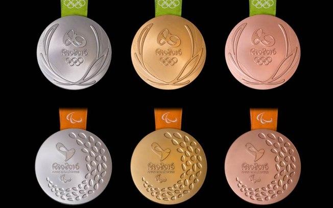 Medalhas Olímpicas e Paralímpicas de 2016