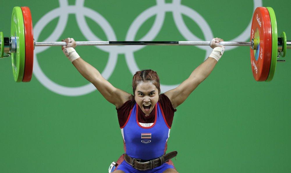 A Tailândia decidiu voluntariamente desistir de competir no levantamento de peso nos Jogos Olímpicos de Tóquio-2020.