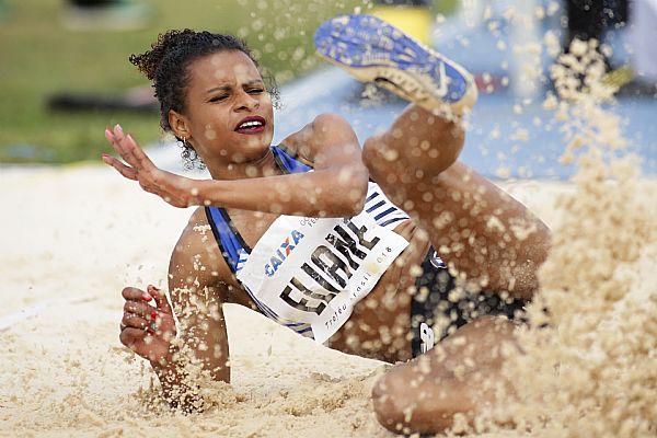 Eliane Martins do Atletismo (Foto: Wagner Carmo/CBAt)