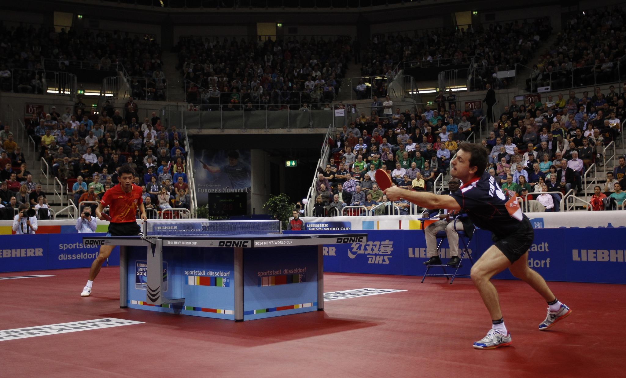 ITTF anuncia cidades da Copa do Mundo de 2020