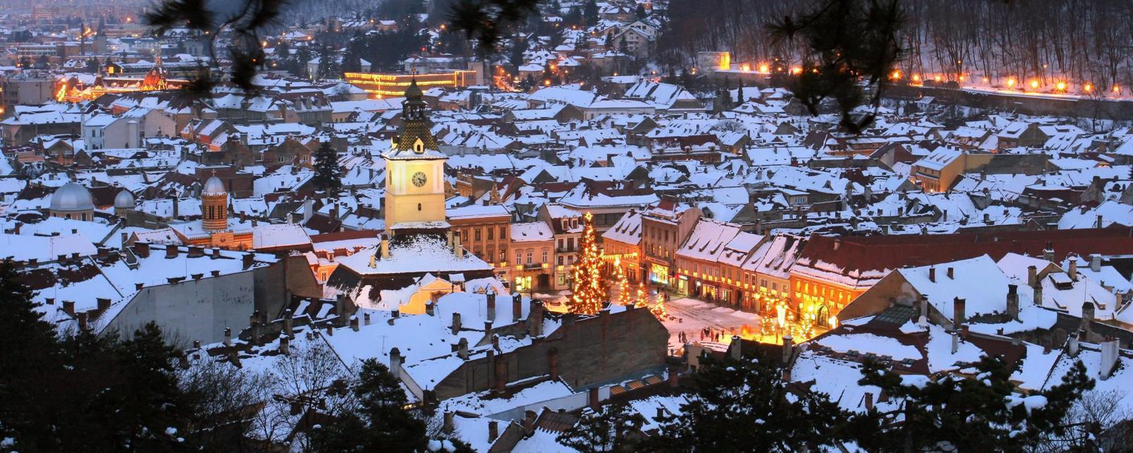 Brașov quer ser sede de Olimpíada em 2024