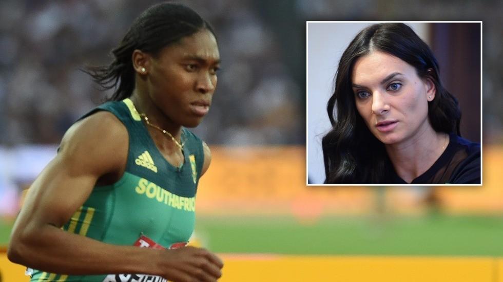 Yelena Isinbayeva comenta polêmica entre IAAF e Caster Semenya