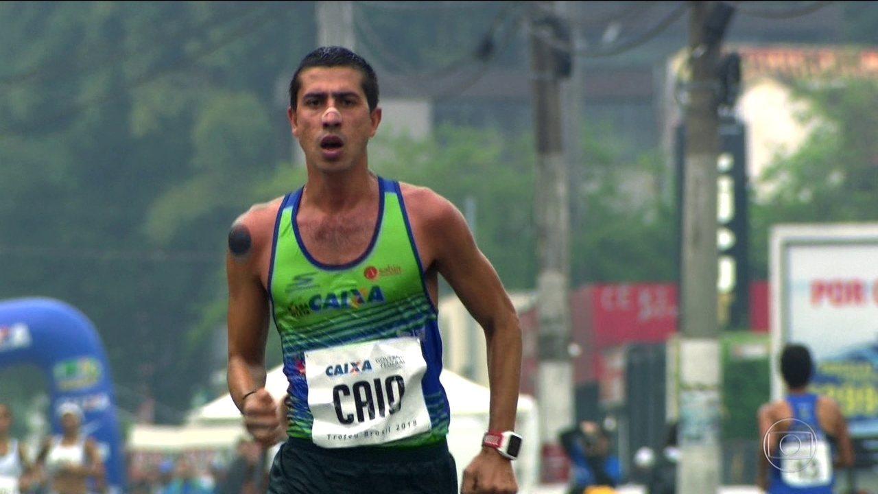 Com Caio Bonfim, seleção é convocada para o Pan-Americano de Marcha Atlética