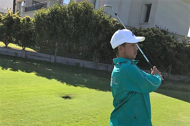 Brasil lidera o Sul-Americano Juvenil de Golfe; Andrey Xavier fecha em primeiro no individual