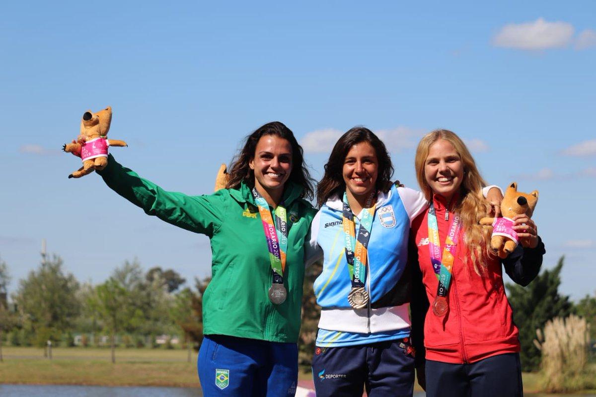 Brasil conquista duas medalhas no Wakeboard em Rosário