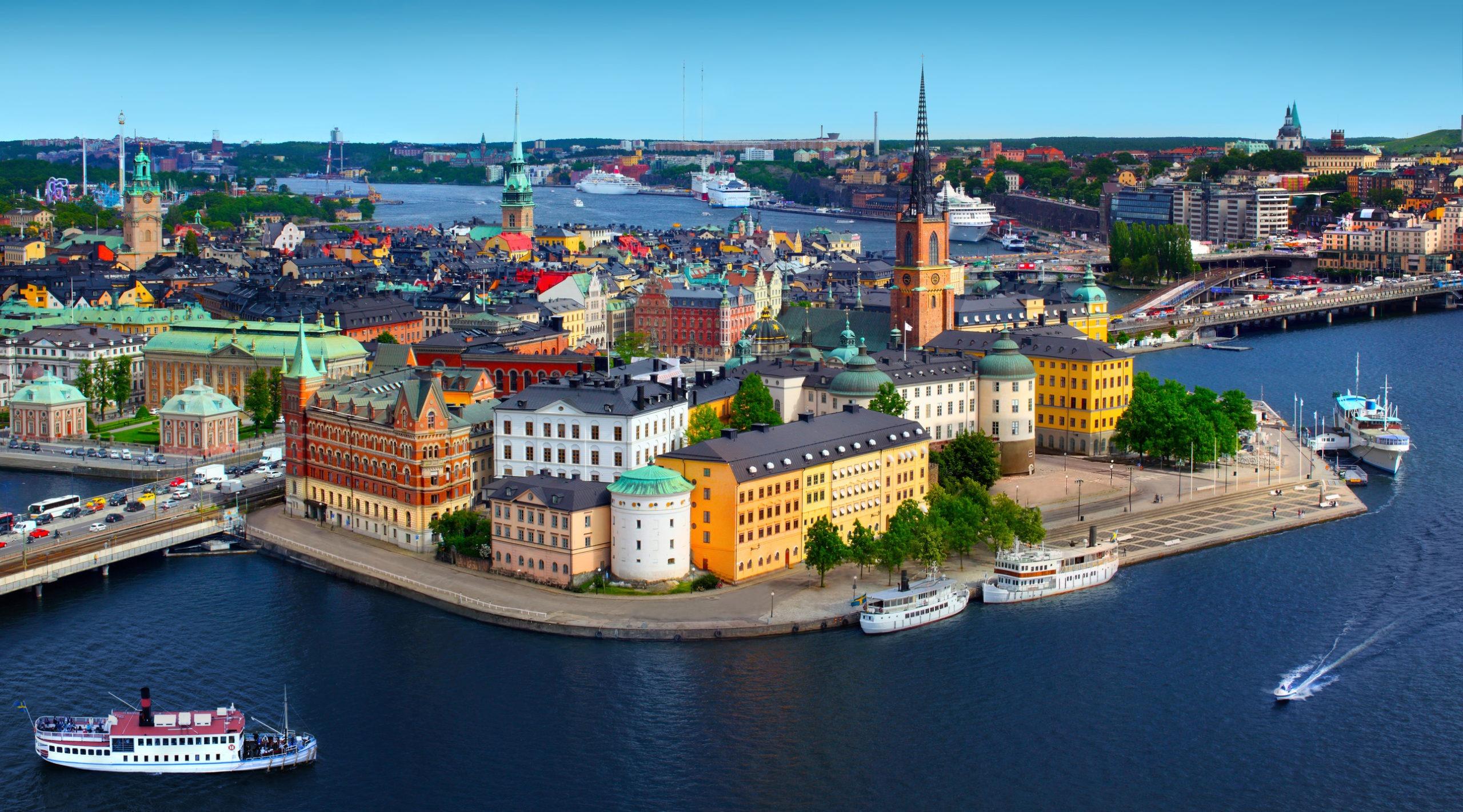 Estocolmo quer sediar Olimpíada em 2026;