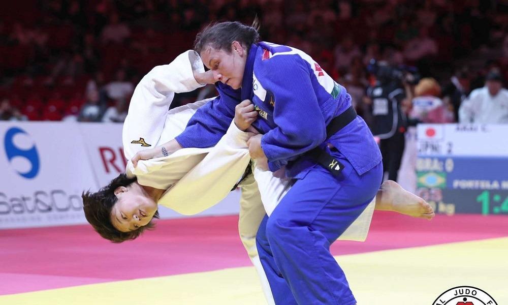 Após primeiro dia com três medalhas, Eduardo Barbosa, Maria Portela e Marcelo Contini não passaram pela estreia no Grand Prix de Tbilisi de judô