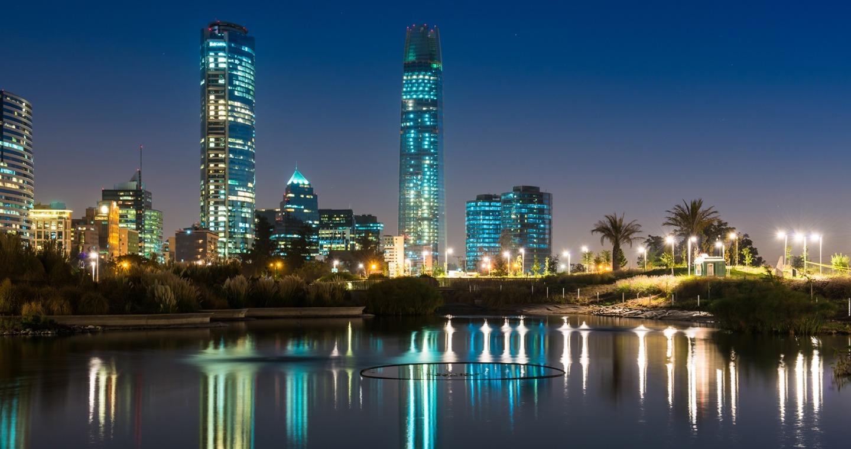 Cerrilhos é uma das 32 comunas de Santiago, Chile.