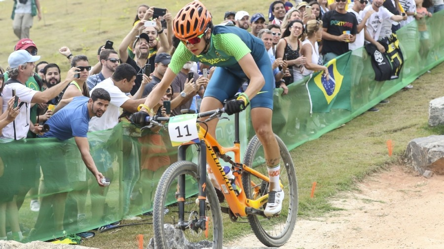 Principais nomes do mountain bike brasileiro disputam copa internacional neste final de semana