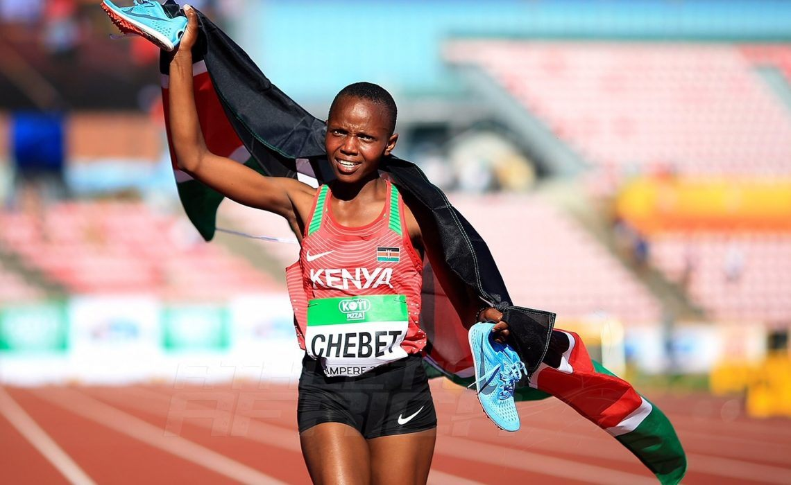 Apesar do frio de 13 graus, os africanos dominaram novamente o Campeonato Mundial de Cross Country da IAAF, disputado neste sábado (30), em Aarhus, na Dinamarca.