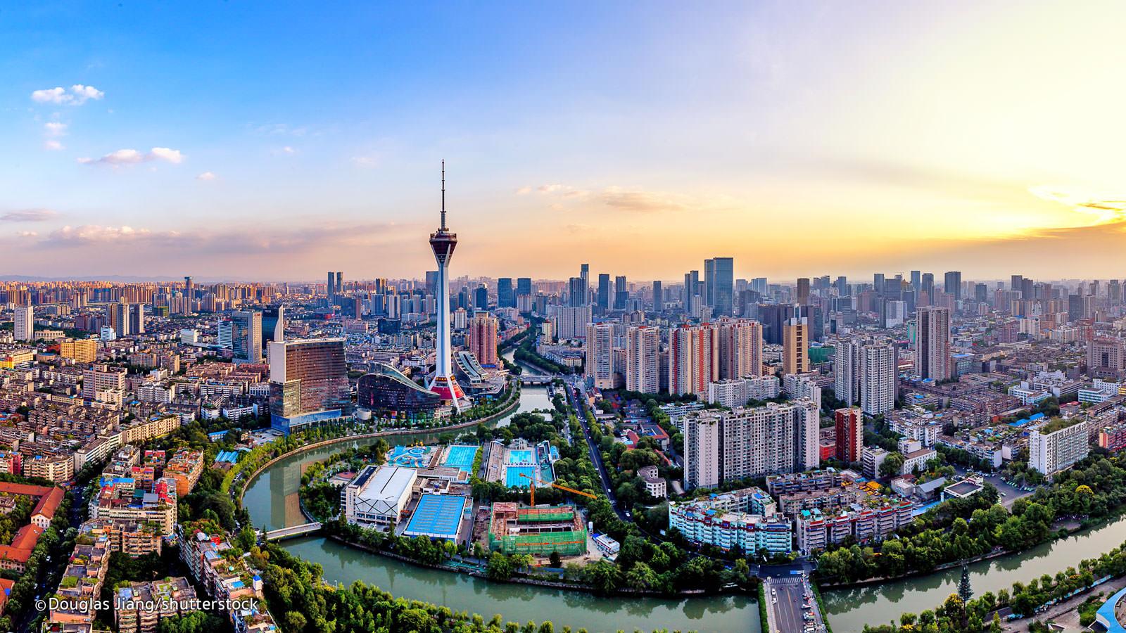 Chengdu hospedará os Jogos Universitários de 2021