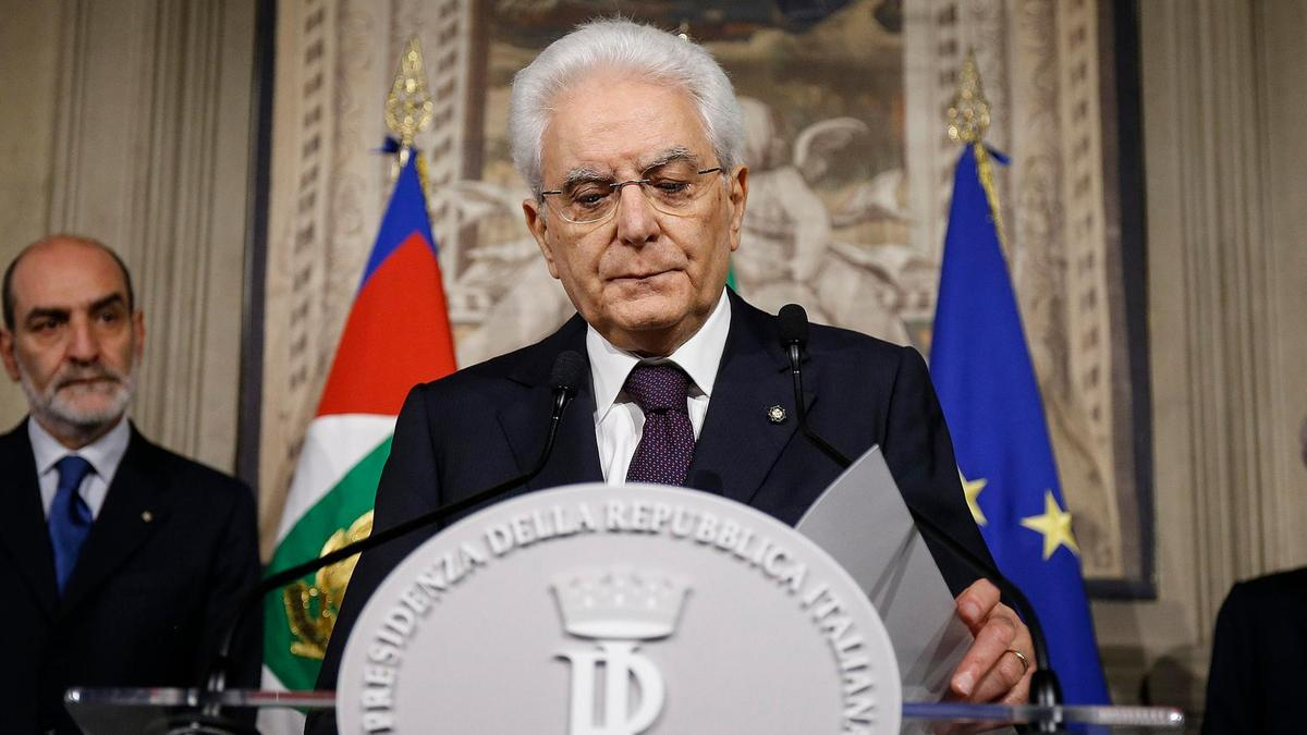 Presidente da Itália garante apoio à campanha de Milão-Cortina 2026