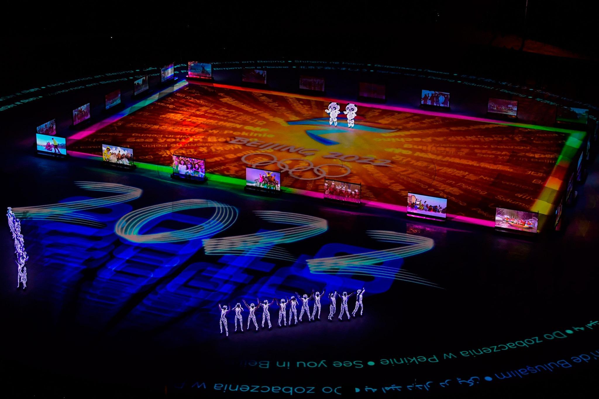 Pequim 2022 planeja realizar 15 eventos testes a partir do ano que vem.