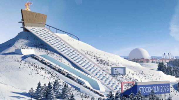 COI visita Suécia para inspeção de instalações olímpicas de 2026