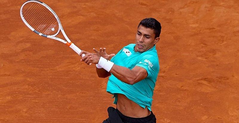Thiago Monteiro estreia com vitória na chave principal do ATP de Munique