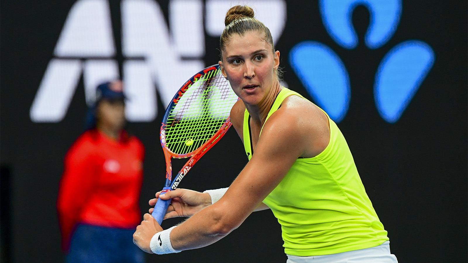 Bia Haddad perde e está fora do quali WTA de Praga