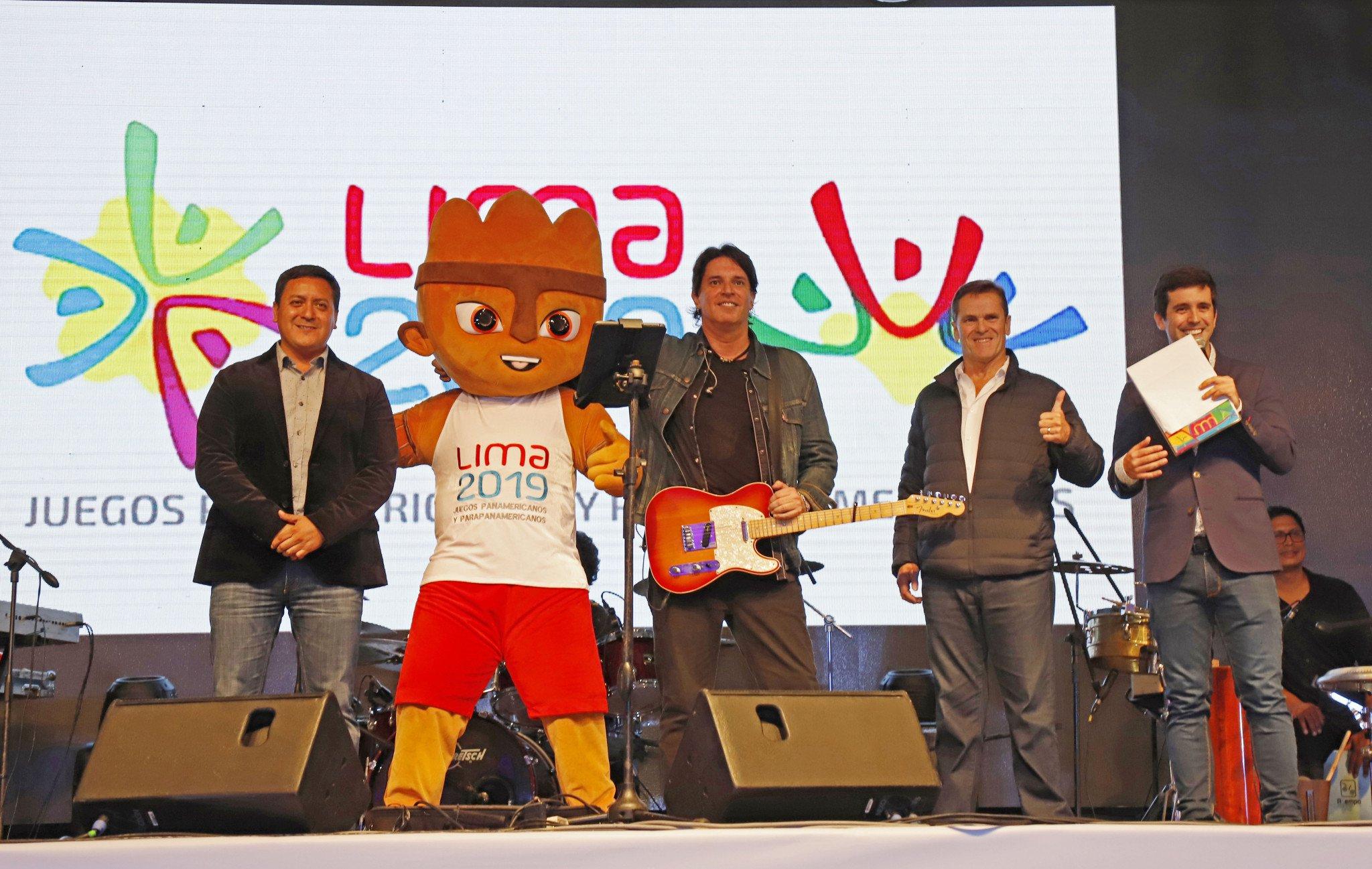 'Jugamos Todos': Lima 2019 lança música oficial do evento