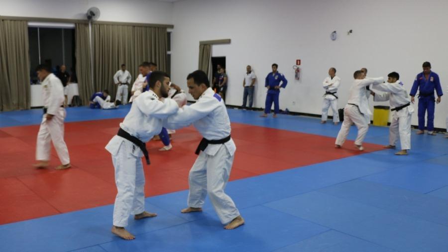 Mirando no Pan de Lima, CBJ realiza treinamento de campo internacional