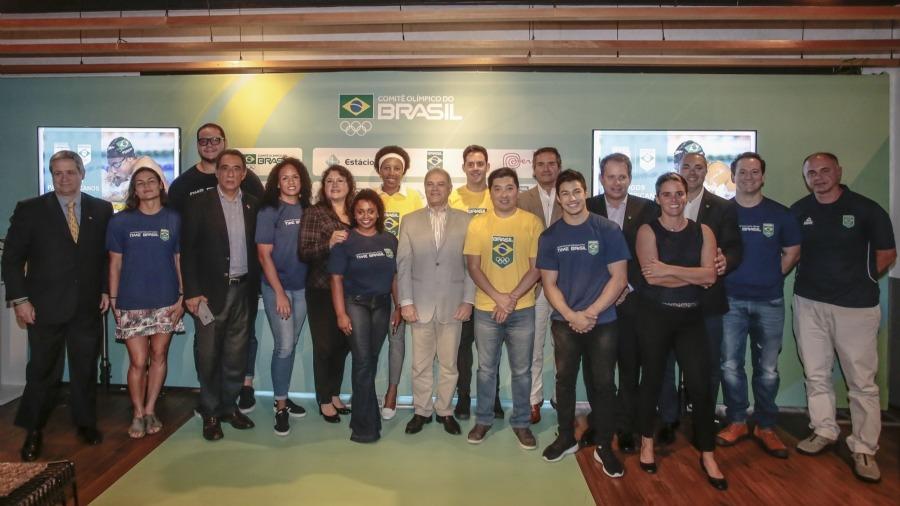 COB celebra 100 dias para Lima 2019 e planeja missão de 492 atletas