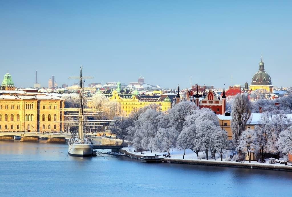 Governo da Suécia formaliza apoio à candidatura de Estocolmo-Åre 2026