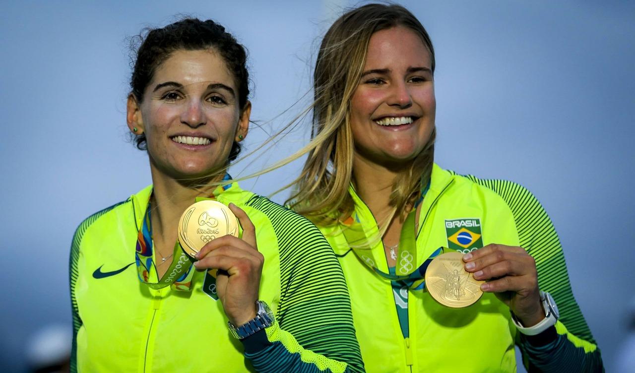 Martine e Kahena lutam pelo ouro neste sábado no Troféu Princesa Sofia