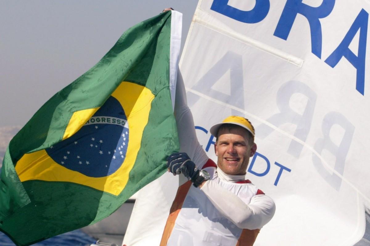 Robert Scheidt será capitão do Brasil em inédita competição de vela