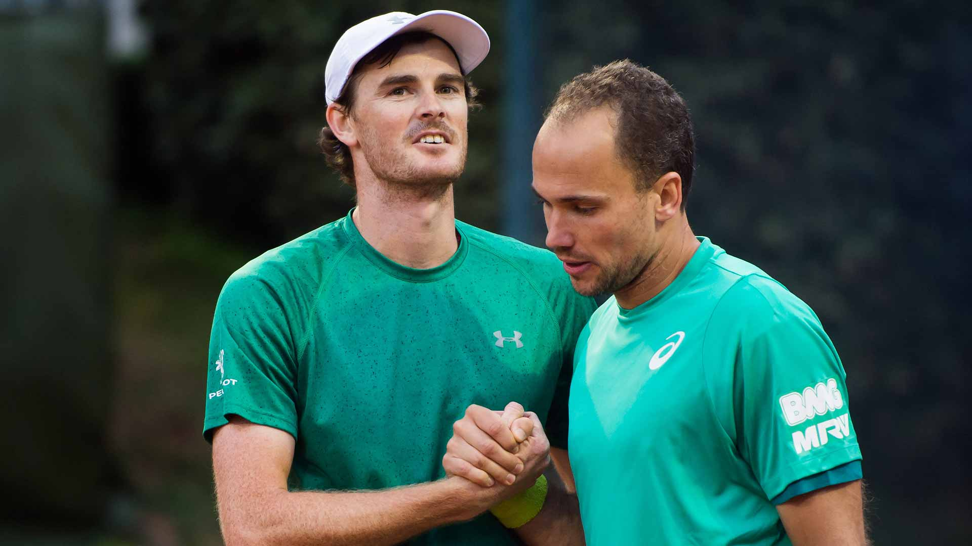 Soares e Murray perdem na final do ATP 500 de Barcelona