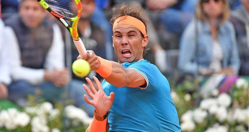 Com 'pneu', Rafael Nadal vence Djokovic e conquista seu primeiro título em 2019