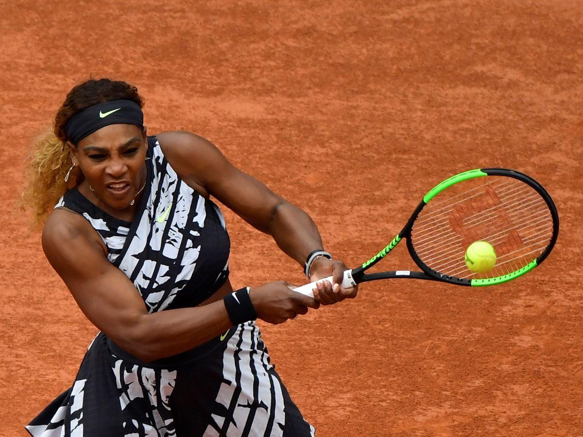 Serena Williams atropela Kurumi Nara e segue viva em Roland Garros