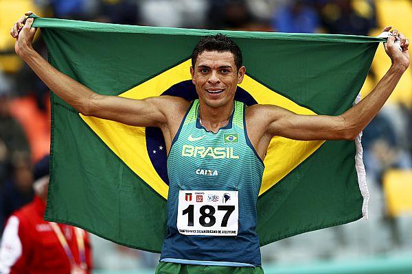 Brasil triunfa no Campeonato Sul-Americano de atletismo