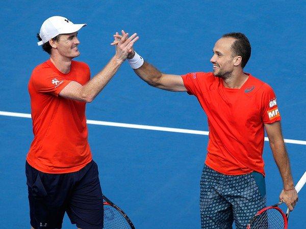 Soares e Murray triunfam em estreia no Masters de Madri