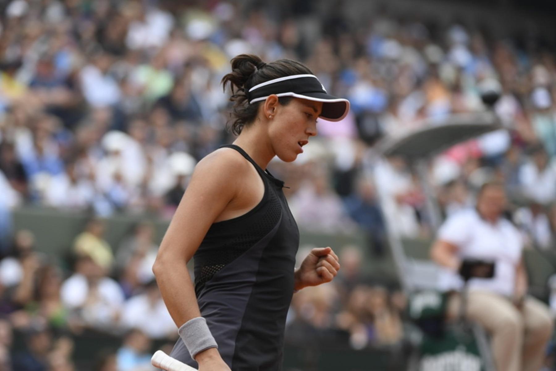 Em busca do bicampeonato, Garbiñe Muguruza bate Elina Svitolina em Roland Garros