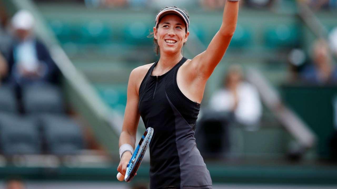 Garbiñe Muguruza avança em Roland Garros e enfrenta Elina Svitolina