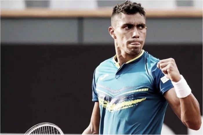 Monteiro enfrenta vice de Monte Carlo na estreia de Roland Garros
