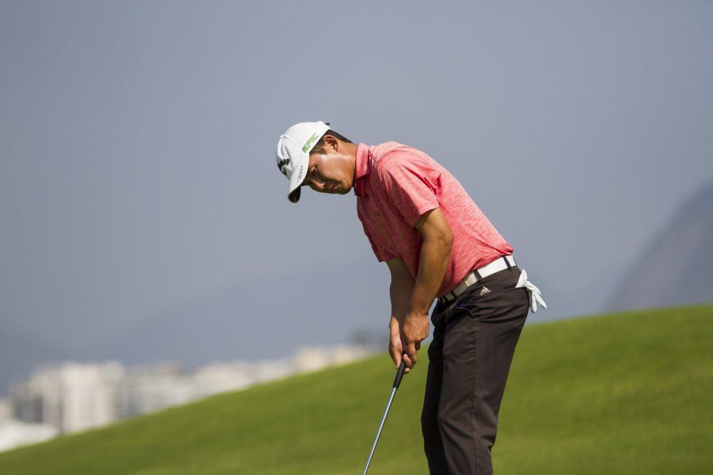 Rodrigo Lee é quarto no Abierto Mexicano de Golf