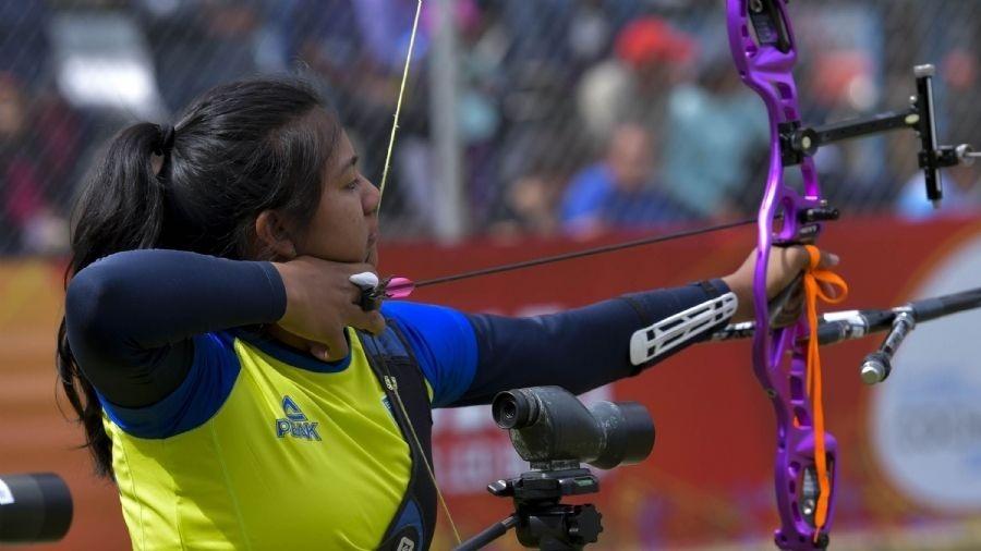 Tiro com arco define time para os Jogos Pan-Americanos de Lima