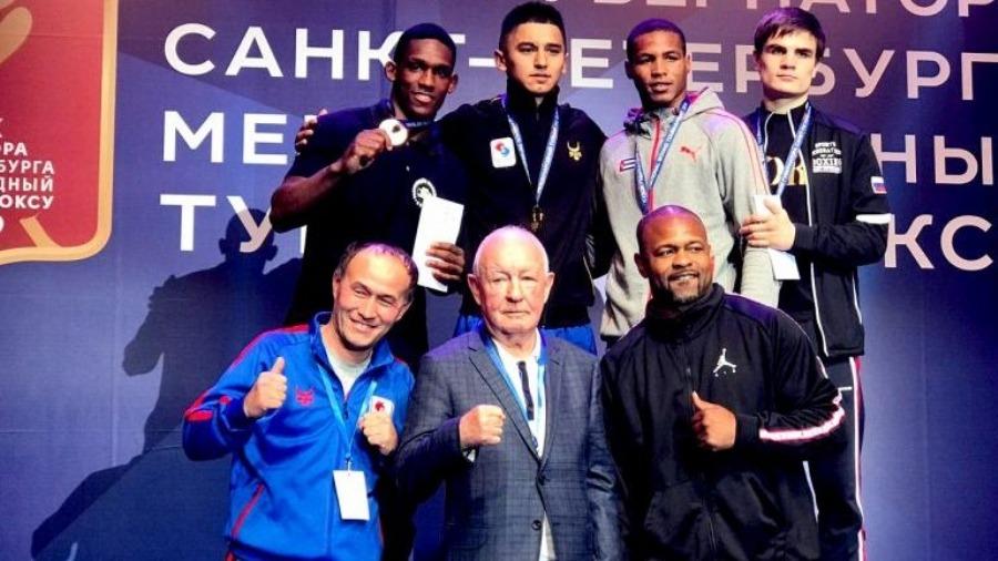 Brasil conquista três medalhas no St. Petersburg Governor Cup 2019
