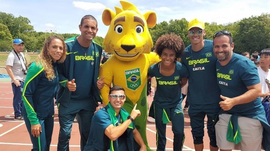Brasil na reta final da preparação para o Mundial de Revezamentos de Yokohama