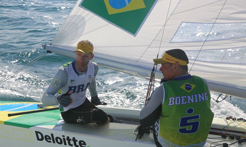 Robert Scheidt conquista Europeu de Star na Itália