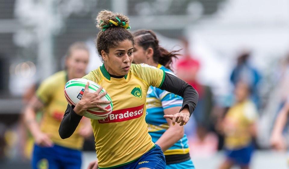 Seleções de rugby feminina e masculina competem no fim de semana