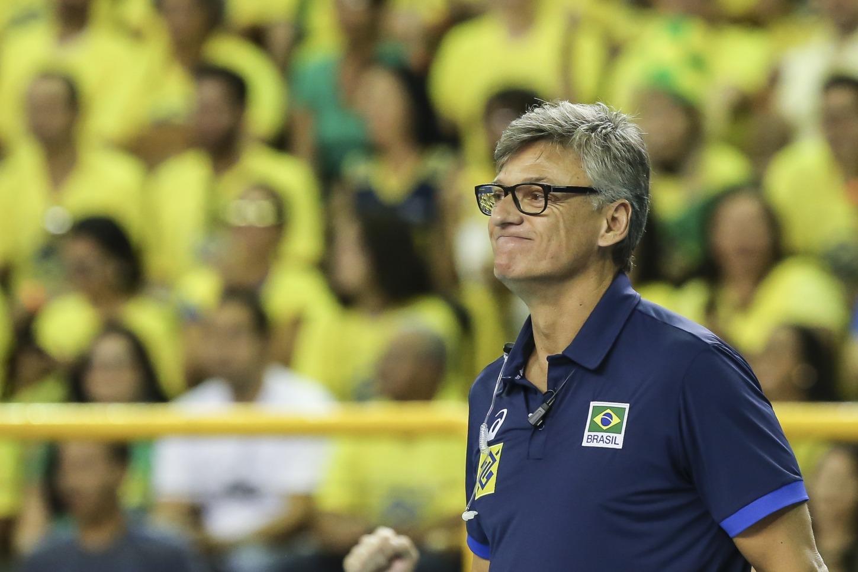 Renan Dal Zotto convoca mais nove jogadores para a seleção masculina