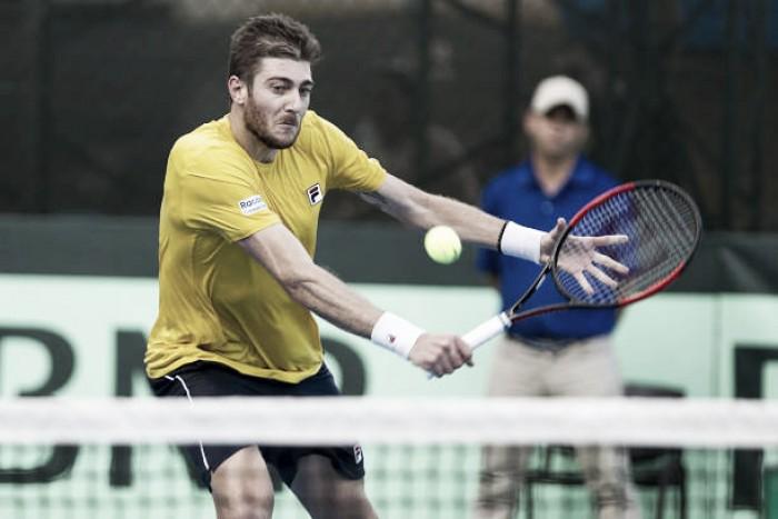 Demoliner avança à semi na chave de duplas do ATP de Munique